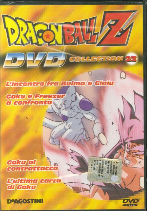 Dragonball Z Collection 23. DVD.