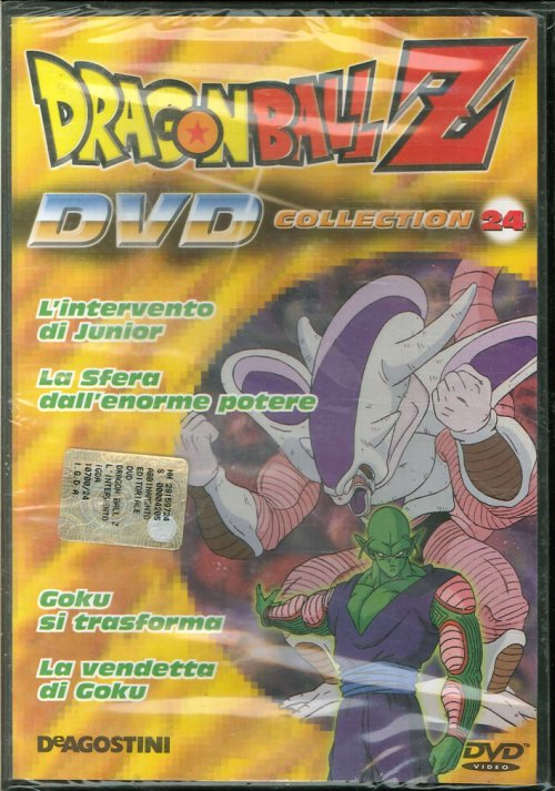 Dragonball Z Collection 24. DVD.