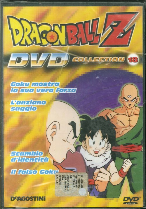 Dragonball Z Collection 18. DVD.