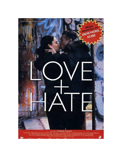 Love + Hate. DVD.