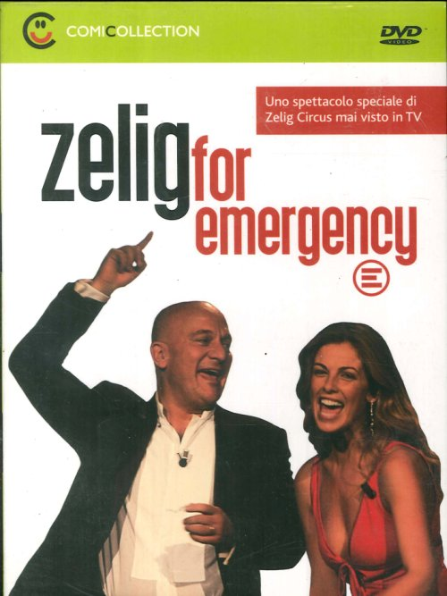 Zelig For Emergency. DVD.