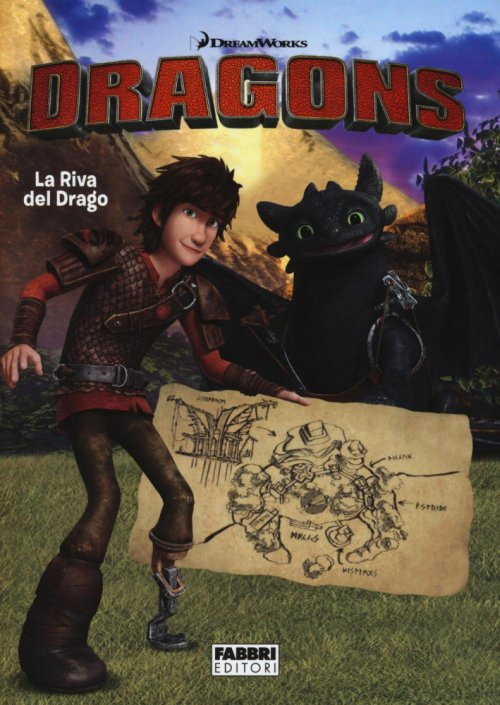 La riva del drago. Dragons. Vol. 3.