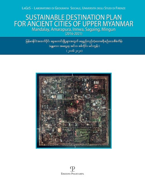 Sustainable Destination Plan for Ancient Cities of Upper Myanmar.