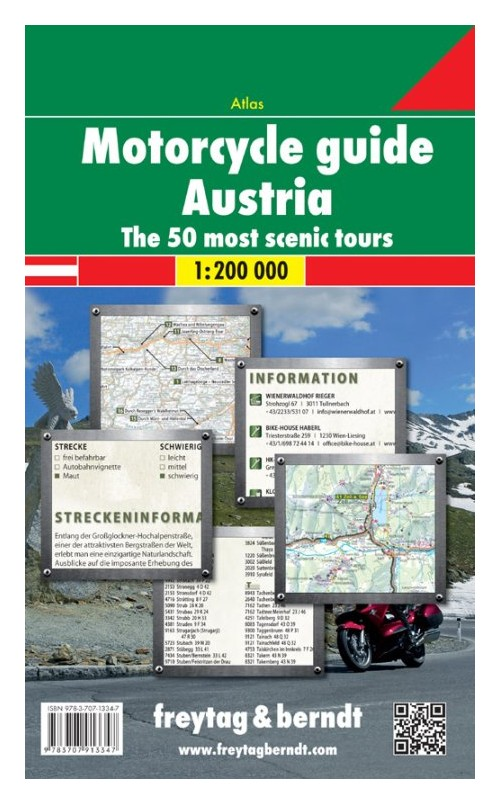Motorcycle guide Austria.