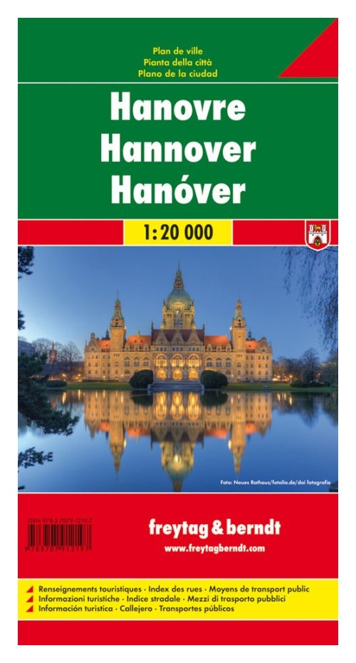 Hannover 1:20.000.