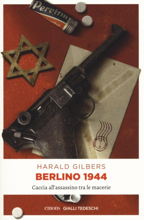 Berlino 1944. Caccia all'assassino tra le macerie.