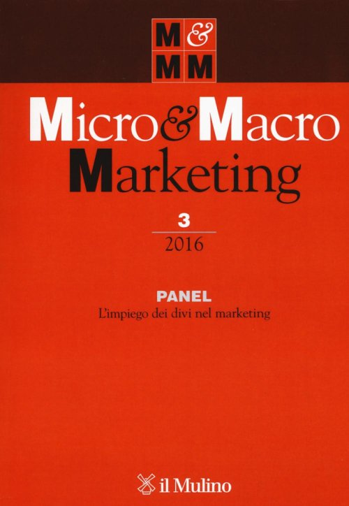 Micro & macro marketing (2016). Vol. 3.