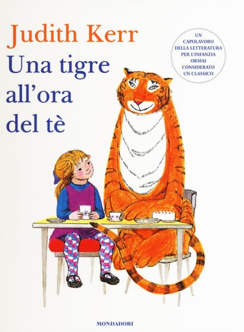 Una tigre all'ora del...