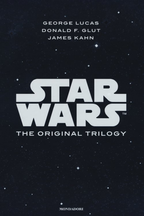 Star wars. The original trilogy.