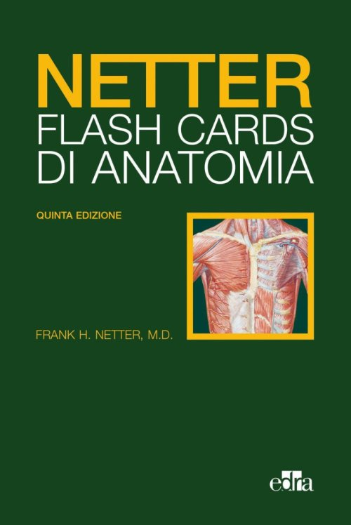 Netter Flash cards di anatomia.