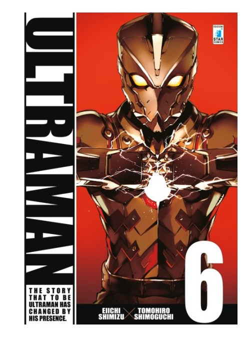 Ultraman. Vol. 6.