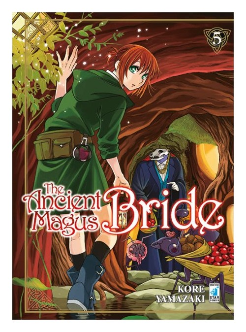 The ancient magus bride. Vol. 5.