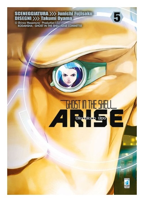 Ghost in the shell. Arise. Vol. 5.