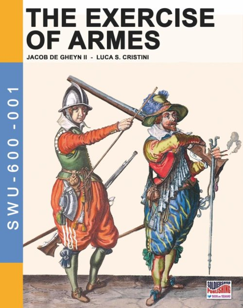 The exercise of armes by Jacob de Gheyn II