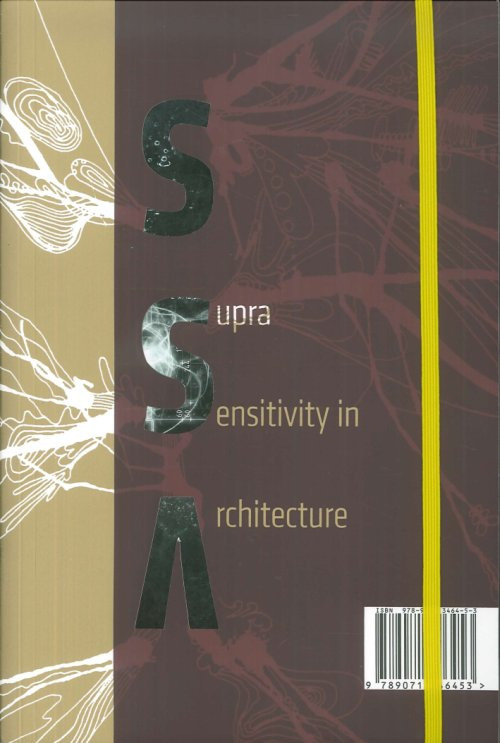 Maurice Nio. Suprasensitivity In Architecture.