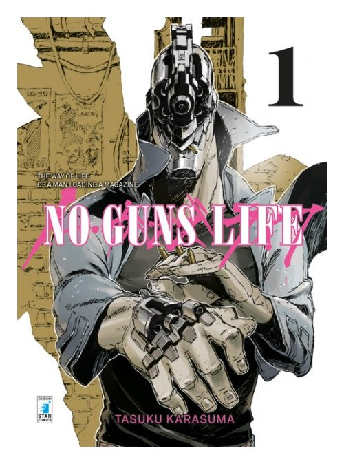 No guns life. Vol. 1