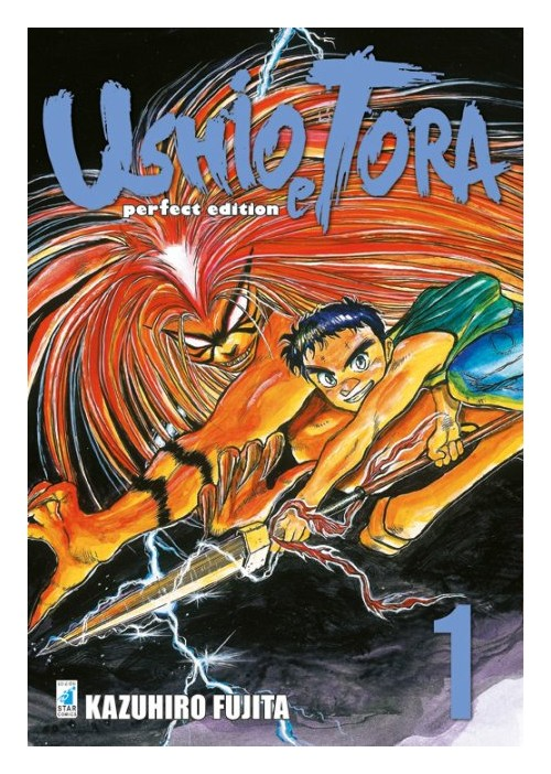 Ushio e Tora. Perfect edition. Vol. 1