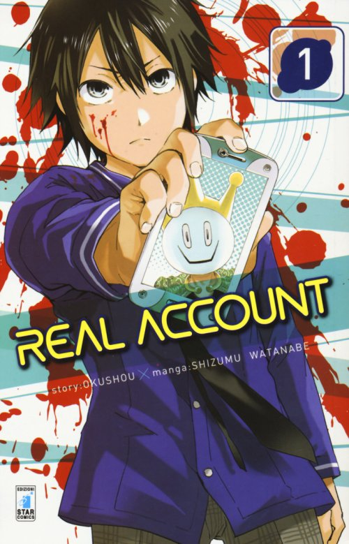 Real account. Vol. 1