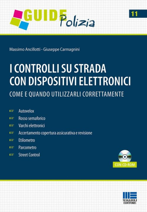 I controlli con dispositivi elettronici. Con CD-ROM