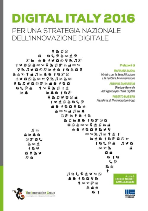 Digital Italy 2016. Per una strategia nazionale dell'innovazione digitale