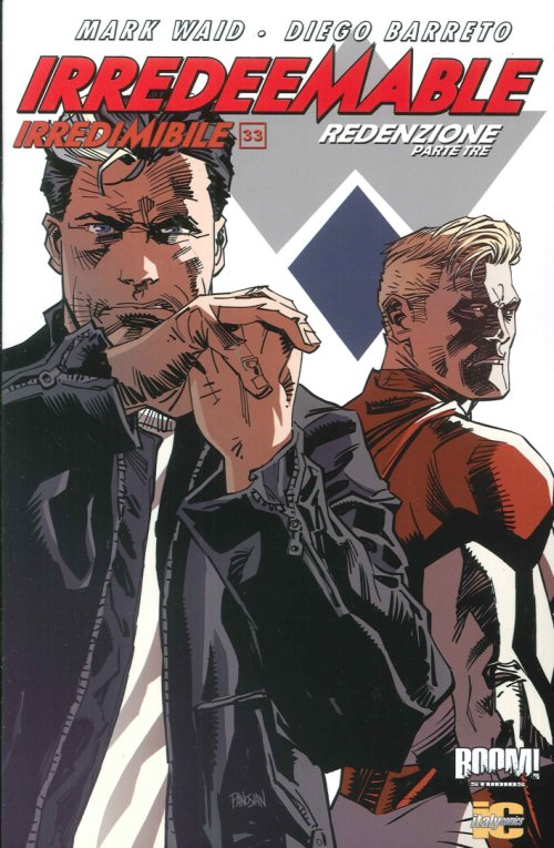 Irredeemable-Irredimibile. Vol. 33. Redenzione, Parte 3.