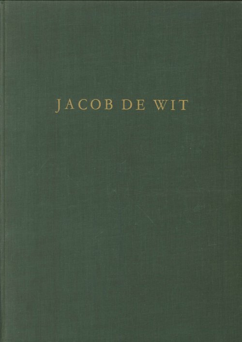 Jacob De Wit 1695-1754.