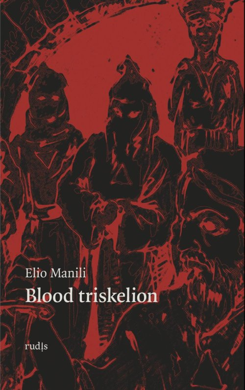 Blood triskelion