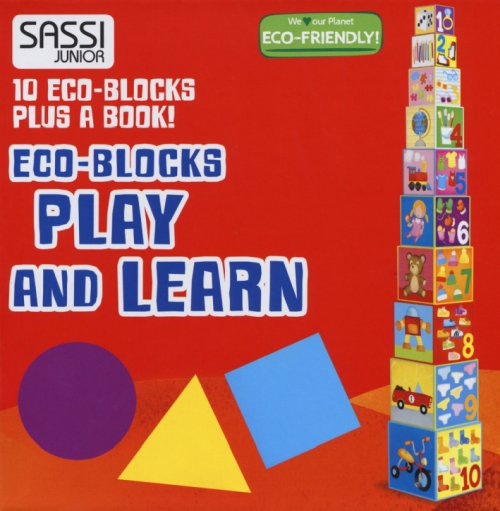 Play and learn. Eco-blocks