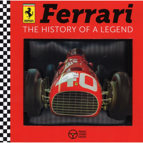 Ferrari. The history of a legend
