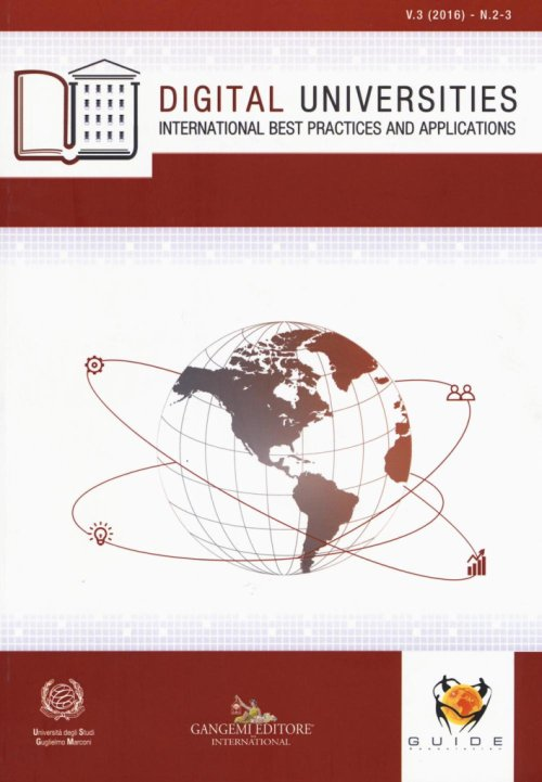 Digital universities. International best practices and applications (2016). Vol. 3