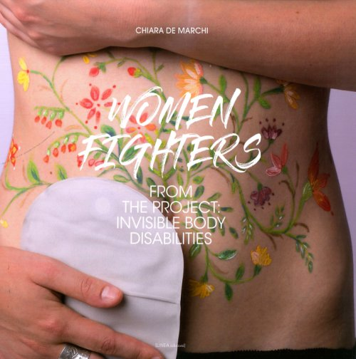 Women Fighters. From the Project: Invisible Body Disabilities.