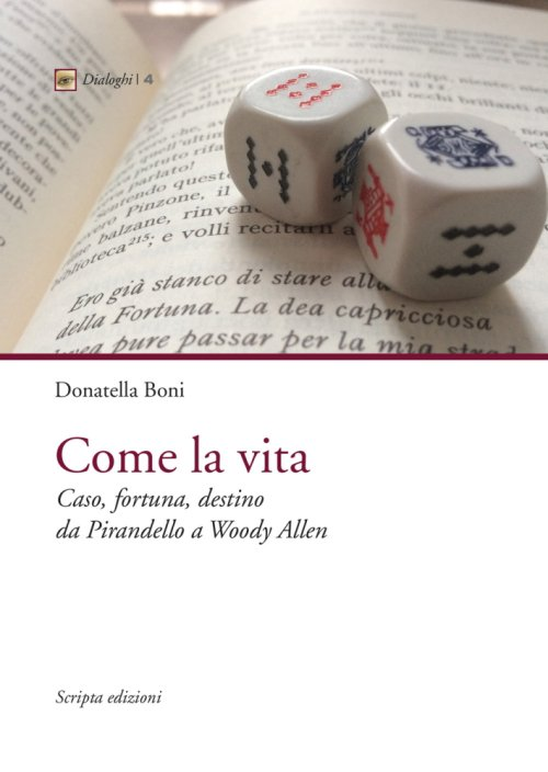 Come la vita. Caso, fortuna, destino da Pirandello a Woody Allen